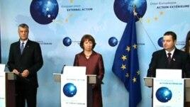 Përfundojnë pa marrëveshje bisedimet Kosovë-Serbi