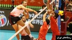 ایران رقابت نفس گیر و شانه به شانه را ۳ بر ۲ برد.
