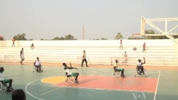 South Sudan Wheelchair Basketball Team Wants Paralympics Berth