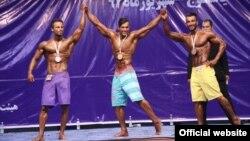 مسابقات قهرمانی پرورش اندام ایران در یاسوج - شهریور ۱۳۹۴