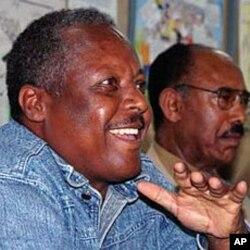 Ethiopian opposition leader Merera Gudina (File)