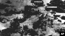 تصویری از موشک های شوروی در کوبا