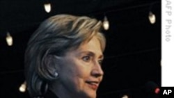 克林顿结束访非强调致力于美非更紧密联系