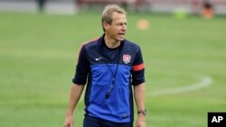 Jurgen Klinsman, selektor i glavni trener američke nogometne reprezentacije