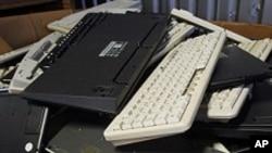 PBB prihatin dengan limbah elektronik di dunia.