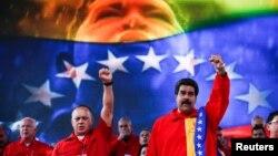 Nicolás Maduro y Diosdado Cabello heredaron del expresidente Hugo Chávez la conducción de la llamada revolución bolivariana.