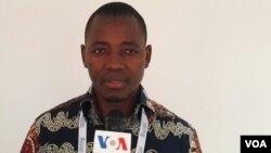 Cabinda - presidente da comissão provincial eleitoral António Felix Guerra Ngongo