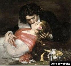 تابلویی از «کارولوس دوران» نقاش فرانسوی
