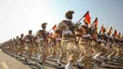အီရန္ IRGC တပ္ကို အၾကမ္းဖက္အဖြဲ႔အျဖစ္ ကန္သတ္မွတ္