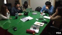 한국 대학생들이 만드는 통일 잡지 '더 무브먼트'