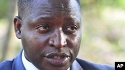 David Bahati, Ugandan Member of Parliament and the proposer of the Controversial anti-gay bill, April 20, 2011 (file photo).