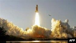 Poslednji let šatla Diskaveri prema Međunarodnoj svemirskoj stanici