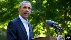 奧巴馬宣佈軍事援助