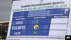 Somaliland iyo Diyaargarowga Doorashooyinka