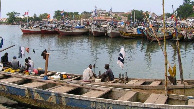Le développement du front de mer inquiète les artisans au Ghana