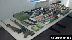 Krijumčarene su puške i pištolji (Arhivska fotografija, izvor: SIPA)