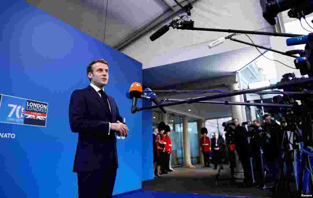 فرانس اور جرمنی کی خواہش ہے کہ اجلاس میں مشرقِ وسطیٰ اور افریقہ میں نیٹو کا کردار بڑھانے پر بھی بات کی جائے۔