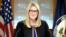 美国国务院代理发言人玛丽·哈夫(图片来源:美国国务院)