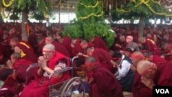 達賴喇嘛提醒藏族人多讀佛典。(資料照)