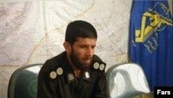 علی اکبر انارکی، فرمانده سپاه پاسداران شهرستان فیروزکوه