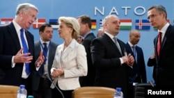 5일 벨기에 브뤼셀에서는 북대서양조약기구(NATO) 국방장관 회의가 열렸다.