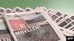 Maqedoni: Shtohen shqetësimet për goditjen ndaj medias