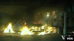 班加西較早前受到襲擊(資料圖片)