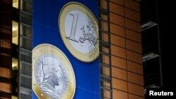 Ảnh đồng euro của Latvia