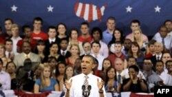 Выступление Обамы в Государственном университете Северной Каролины