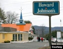 Howard Johnson's restoranı