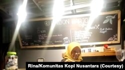 Pawon Harjo, tempat nongkrong di Yogyakarta yang masih mampu bertahan. (Foto: Courtesy/Rina/Komunitas Kopi Nusantara)