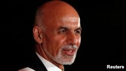 اشرف غنی احمدزی، رئیس جمهور منتخب افغانستان