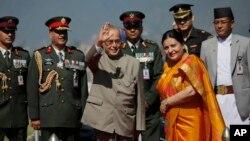 Nepal India President
