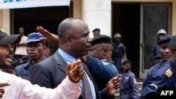 Eugène Diomi Ndongala, avant son incarcération