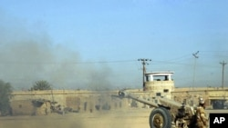 شلیک پولیس بر احتجاج کنندگان در یمن