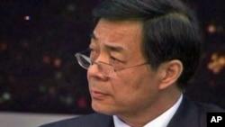 中共前中央政治局委员、重庆市委书记薄熙来