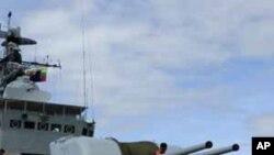 Chiến hạm UMS Mahar Bandoola và UMS Mahar Thiha Thura cập cảng Tiên Sa ở Đà Nẵng