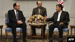 Malikiy Eron prezidenti Mahmud Ahmadinajod va oliy peshvo Oyatulla Ali Xomeneiy bilan gaplashgan