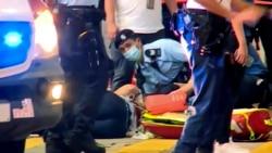 感激襲警者梁健輝犧牲引當局強烈反彈 港大學生評議會道歉請辭