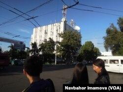 Bishkek ko'chalarida