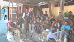 Covert Smuggling Trail Arms Syrian Rebels