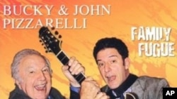 "Bucky & John Pizzarelli's ""Family Fugue"" CD"