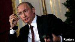 俄羅斯總統普京。(2014年6月24日)
