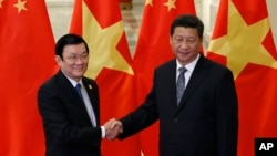 Theo lời đại sứ Việt Nam tại Trung Quốc, hai nước sẽ tăng cường hơn các cuộc trao đổi cấp cao trong năm nay.