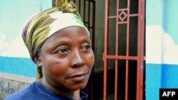 Bà Mawazo một nạn nhân bị cưỡng hiếp nói rằng bà sẽ không giờ trở về Congo, nơi các binh sĩ nổi dậy kiểm soát phần lớn các khu vực