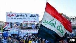 عراق کے معروف مذہبی رہنما مقتدیٰ الصدر کی اپیل کے باوجود بغداد میں حکومت ٘مخالف مظاہرے جاری ہیں۔ 2 فروری 2020