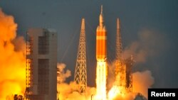 Orion Passes First Test With Flying Colors
