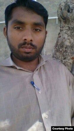 Taimoor Raza dijatuhi hukuman mati atas tuduhan penistaan agama melalui sosial media di Pakistan. (Courtesy: local administration)