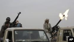 حوثی باغیوں نے سعودی عرب کو جنگ بندی کی پیش کش کی ہے۔