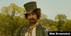 فلم 'ٹھگز آف ہندوستان' کا ایک منظر